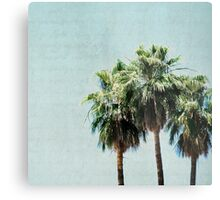 Trio - California Metal Print