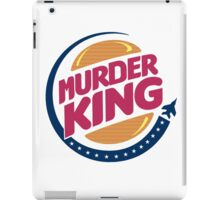 MURDER KING iPad Case/Skin
