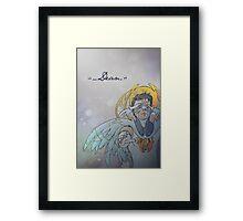 ...I choose you. [pt. 2] Framed Print