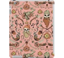 Pink Beards iPad Case/Skin