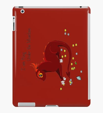 I am King Under The Mountain iPad Case/Skin