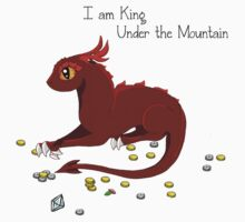 I am King Under The Mountain One Piece - Short Sleeve