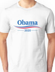 Obama 2020 Unisex T-Shirt
