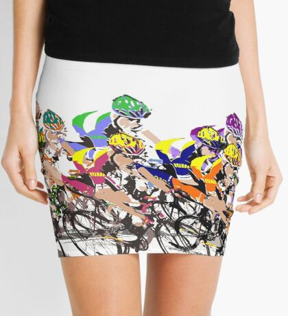 Tour de France Mini Skirt