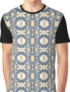 Aztec Blossom Graphic T-Shirt