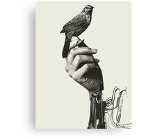 Westworld Bird Canvas Print
