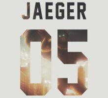 Jaeger Jersey #05 T-Shirt