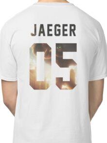 Jaeger Jersey #05 Classic T-Shirt