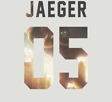 Jaeger Jersey #05 Unisex T-Shirt