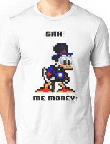 scrooge mcduck - Gah! Me Money! Unisex T-Shirt