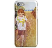 Grandson iPhone Case/Skin