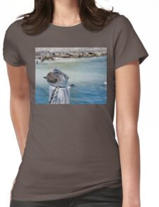 Pelican Bay Womens Fitted T-Shirt