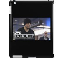 Ultimate Fighting Championship - UFC tour 2016 nm4 iPad Case/Skin