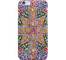 Bulgarian knotwork (very like Celtic design) iPhone Case/Skin