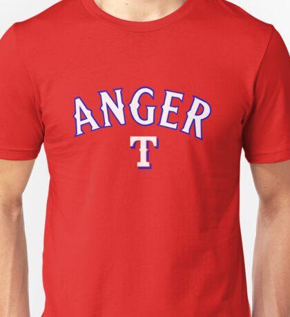 ANGER Unisex T-Shirt