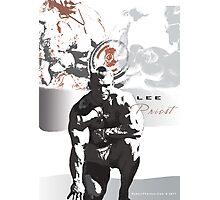 Bodybuilding Legend - Lee Priest Photographic Print