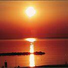 L'Alba di un giorno caldo, sereno e afoso...ITALY- EUROPA - 2500 VISUALIZ.ottobre 2014  --RB VETRINA EXPLORE 7 LUGLIO 2012 ---- by Guendalyn