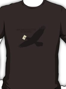 Hogwarts letter is coming  T-Shirt