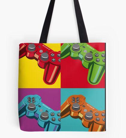 Videogames Tote Bag
