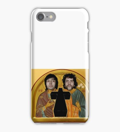 Holy Justice! iPhone Case/Skin