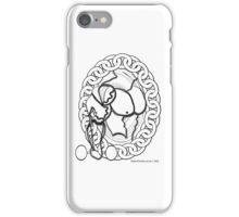Strength Oldschool - Muscle Design iPhone Case/Skin