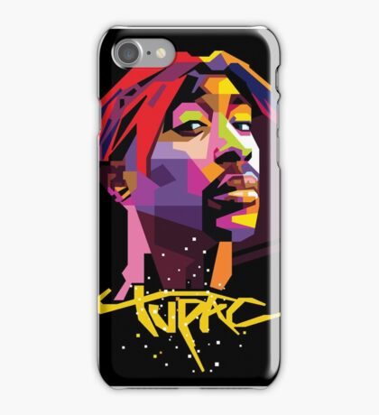 Tupac Pop Art iPhone Case/Skin