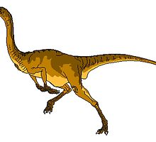 Gallimimus by kwg2200