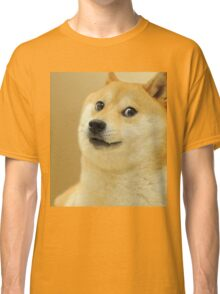 Doge meme 2 Classic T-Shirt