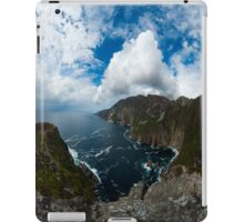Bunglas - Highest Sea Cliffs in Europe? iPad Case/Skin