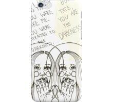 Violet, american horror story iPhone Case/Skin