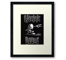 Legendary Beans Framed Print