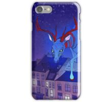 The nightwatcher  iPhone Case/Skin