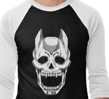 Killer Queen - Skull Men's Baseball ¾ T-Shirt