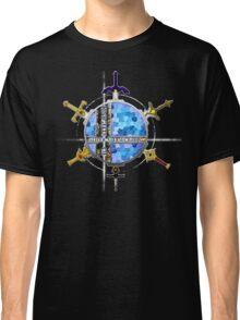 Knights of Super Smash Bros. [Blue] Classic T-Shirt