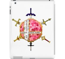 Knights of Super Smash Bros. [Red] iPad Case/Skin