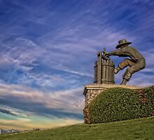 Napa Grape Crusher by randymir