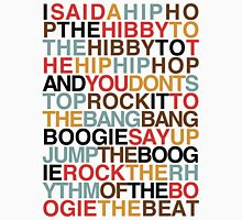 Rapper's Delight - Sugarhill Gang Unisex T-Shirt