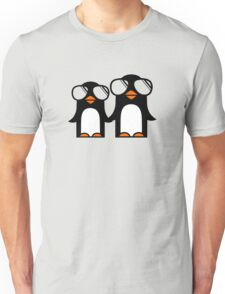 Cool Penguins Unisex T-Shirt