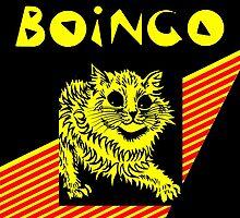 Oingo Boingo cat by hordak87