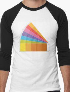 Pantone Palette Men's Baseball ¾ T-Shirt