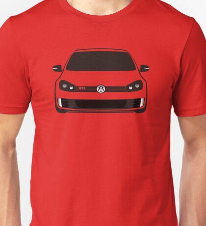 MK6 GTI Front Unisex T-Shirt