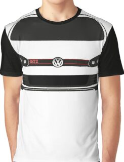 MK6 GTI Front Graphic T-Shirt