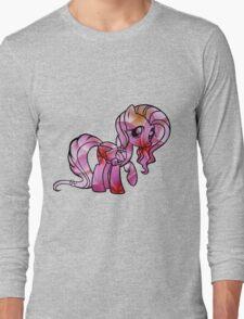 Fluttershy Flowershy Long Sleeve T-Shirt