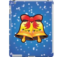 Cute Kawaii Christmas Jingle Bells iPad Case/Skin