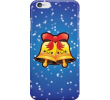 Cute Kawaii Christmas Jingle Bells iPhone Case/Skin