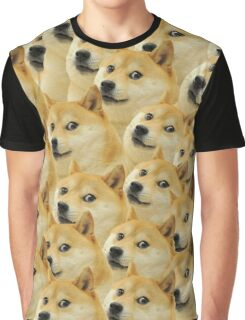 Doge meme Graphic T-Shirt