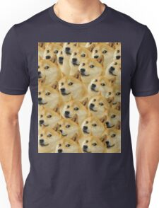 Doge meme Unisex T-Shirt