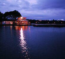 Across The Lake by RedHillDigital