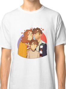 falsettos (trina, jason, and mendel) Classic T-Shirt