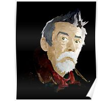 Doctor Who - The War Doctor Poster